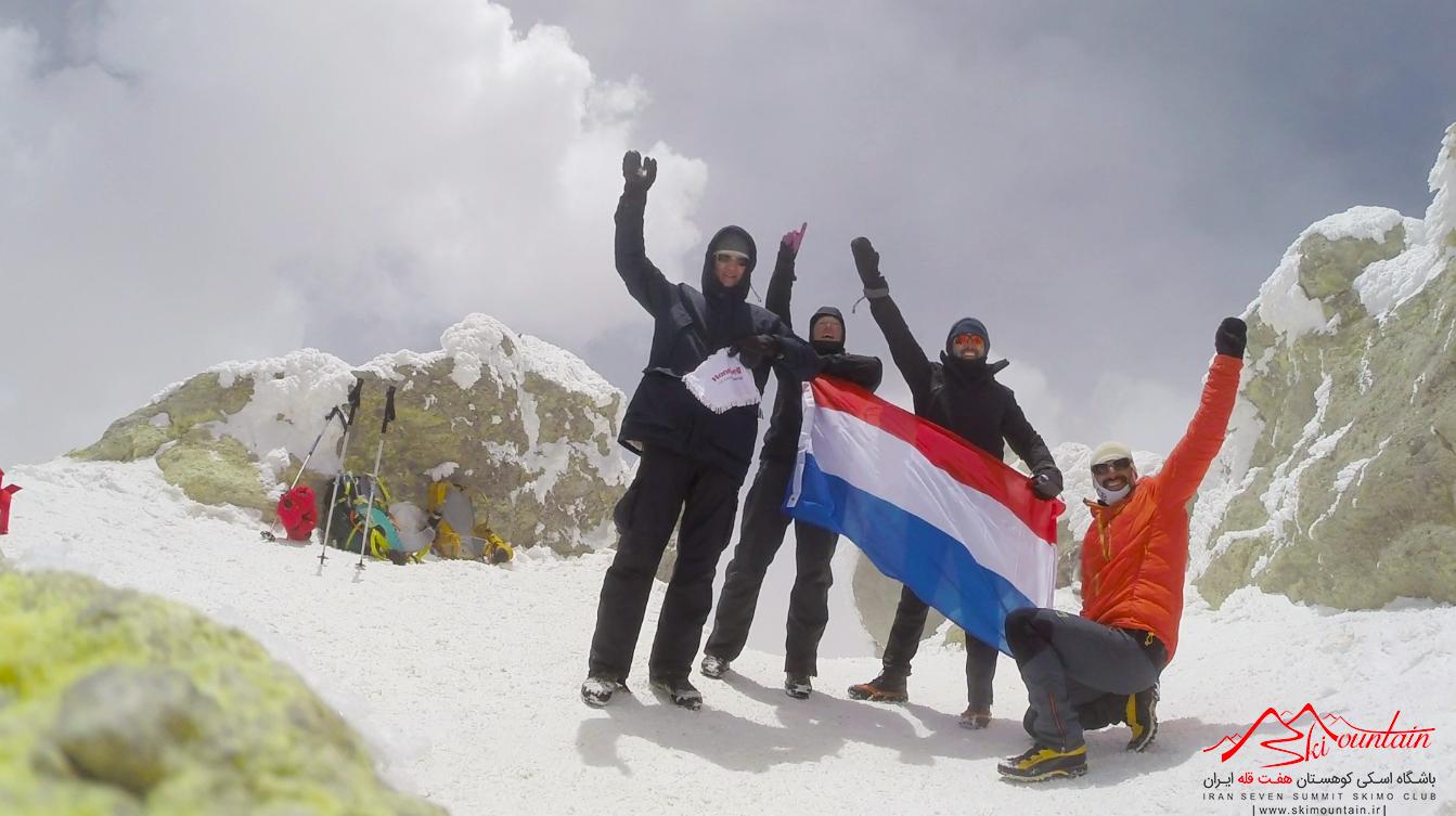 Damavand Summit (1)