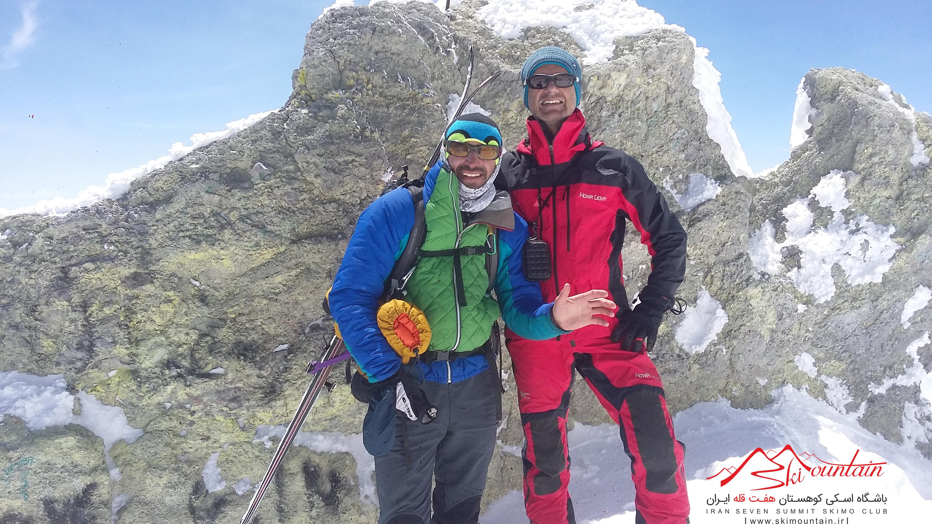 Damavand Summit (3)