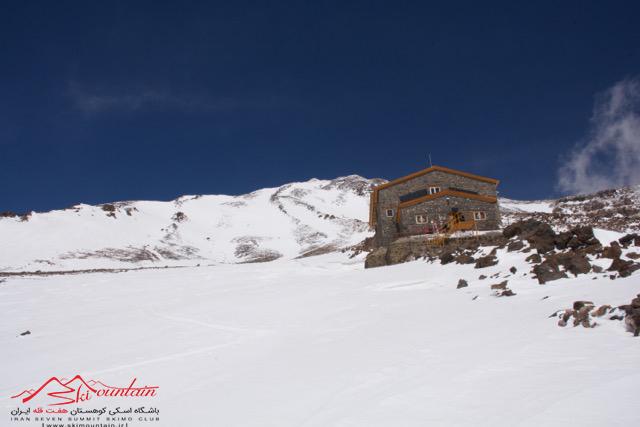 Damavand hut
