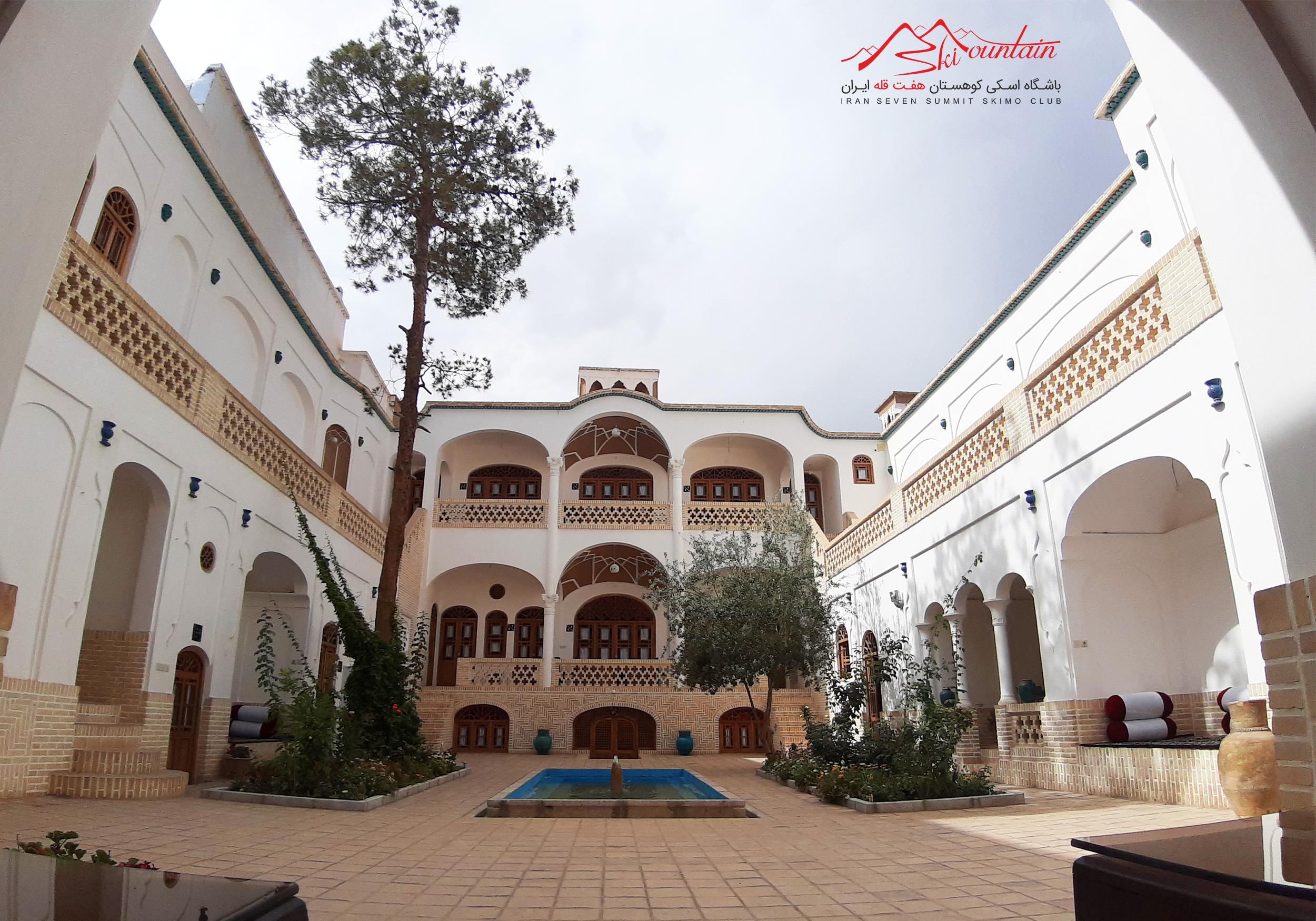 Kashan local house